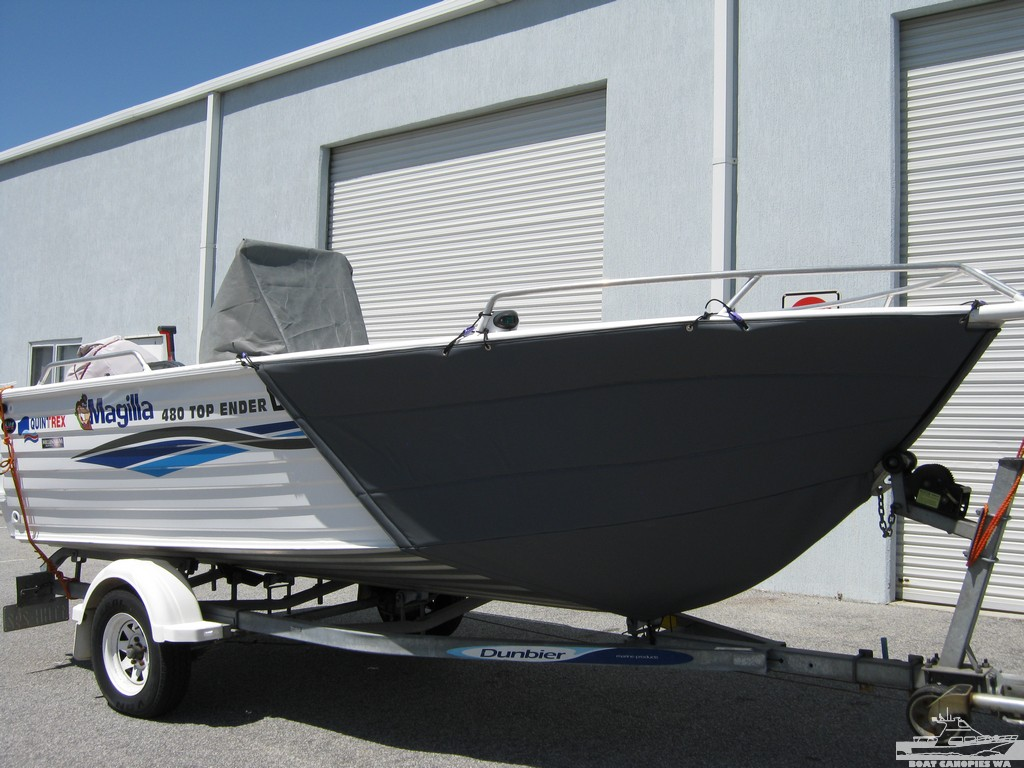 Bow Protector Boat Canopies Wa